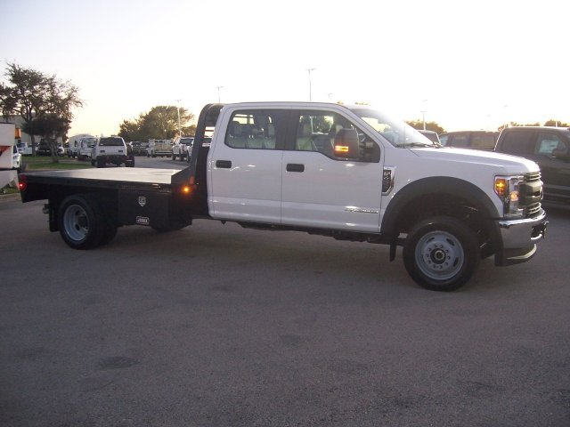 2019 Ford F-450 Crew Cab DRW 4x4, CM Truck Beds Platform Body #KEG80235 - photo 1
