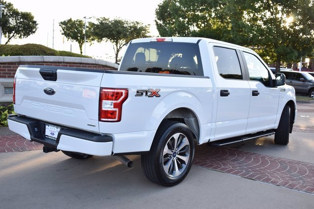 2019 F-150 SuperCrew Cab 4x2,  Pickup #KFA13715 - photo 4