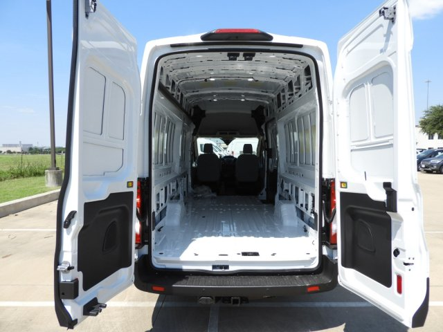 2019 Transit 350 High Roof 4x2, Empty Cargo Van #KKB38070 - photo 1