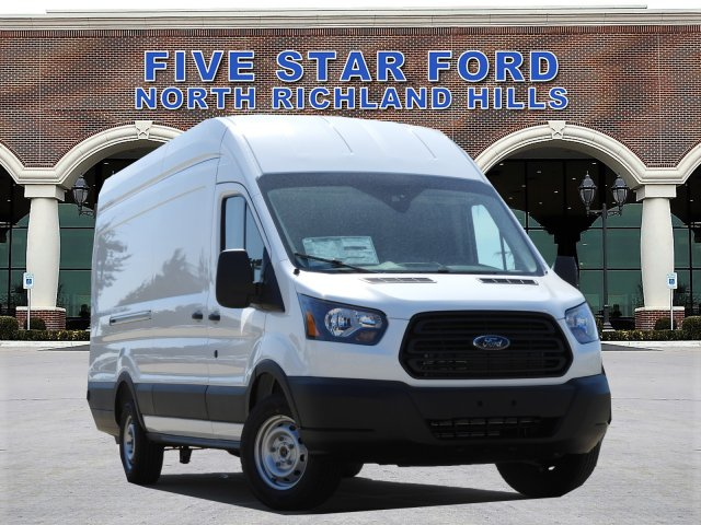 2019 Transit 350 High Roof 4x2, Empty Cargo Van #KKB38072 - photo 1