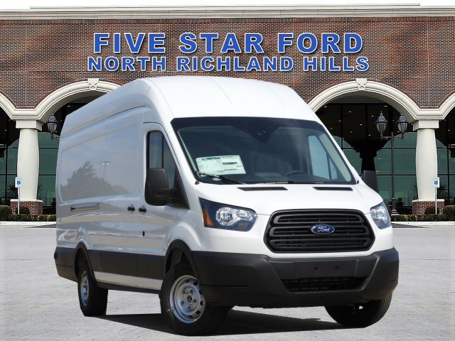 2019 Transit 350 High Roof 4x2,  Empty Cargo Van #KKB38075 - photo 1