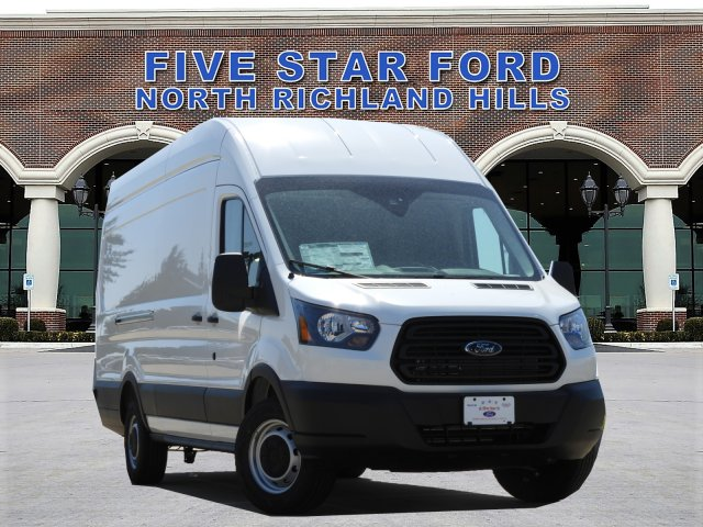 2019 Transit 350 High Roof 4x2, Empty Cargo Van #KKB38076 - photo 1
