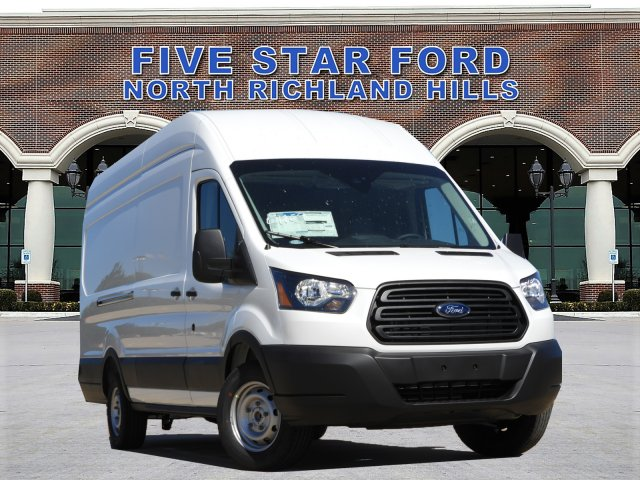 2019 Transit 350 High Roof 4x2,  Empty Cargo Van #KKB39680 - photo 1