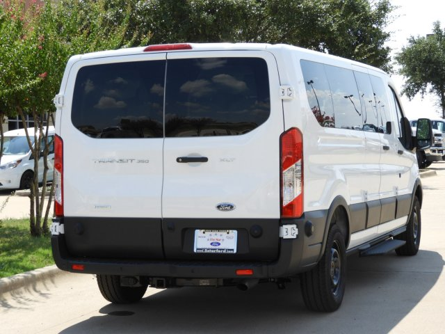 2019 Transit 350 Low Roof 4x2, Passenger Wagon #KKB45859 - photo 1
