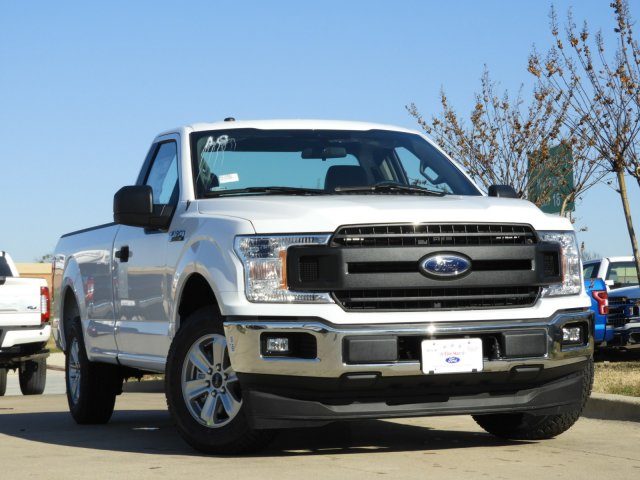 2019 F-150 Regular Cab 4x2,  Pickup #KKC16821 - photo 1