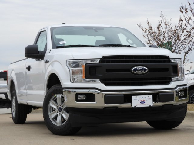 2019 F-150 Regular Cab 4x2,  Pickup #KKC16826 - photo 3