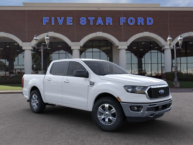 2019 Ranger SuperCrew Cab 4x4, Pickup #KLA64292 - photo 1