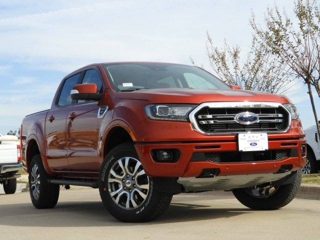 2019 Ranger SuperCrew Cab 4x4, Pickup #KLB14189 - photo 1