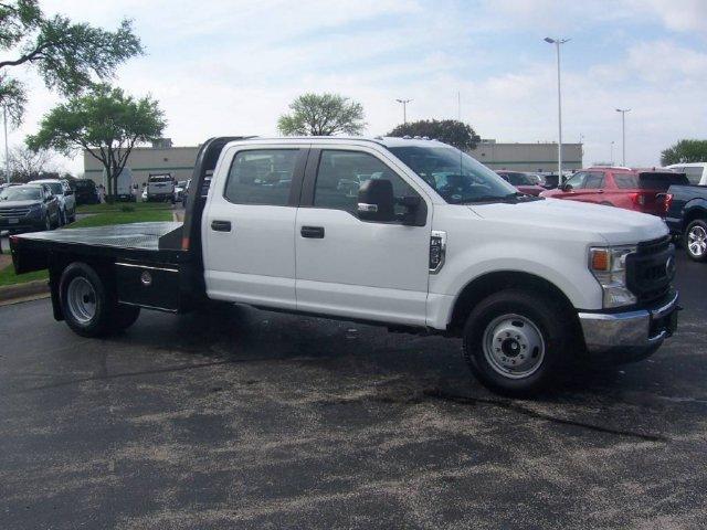 2020 Ford F-350 Crew Cab DRW 4x2, CM Truck Beds Platform Body #LEC31631 - photo 1