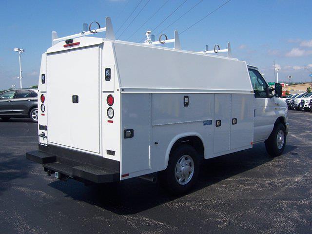 2021 Ford E-350 4x2, Knapheide Service Utility Van #MDC37484 - photo 1