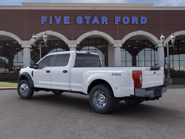 2021 Ford F-450 Crew Cab DRW 4x4, Pickup #MED05149 - photo 1