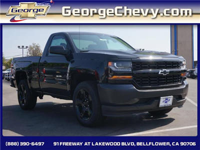 2018 Silverado 1500 Regular Cab Pickup #180083 - photo 1