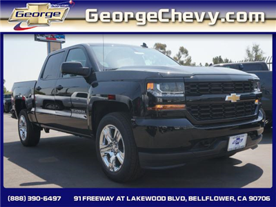2018 Silverado 1500 Crew Cab Pickup #180208 - photo 1