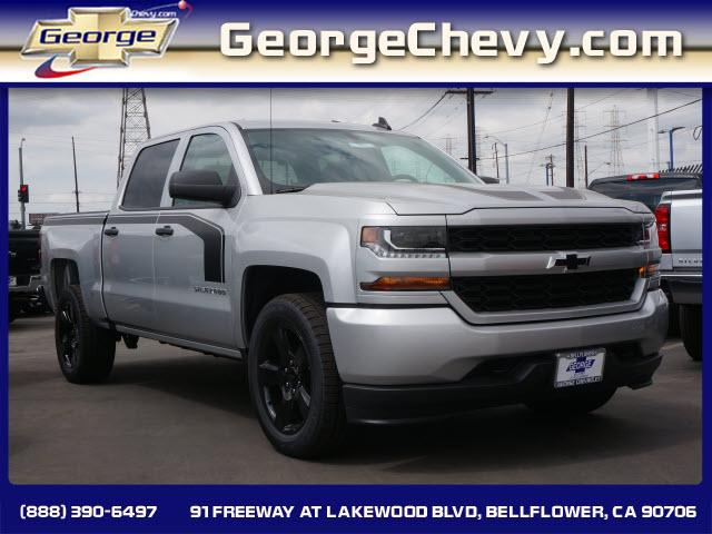 2018 Silverado 1500 Crew Cab Pickup #180269 - photo 1
