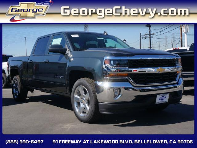 2018 Silverado 1500 Crew Cab Pickup #180403 - photo 1