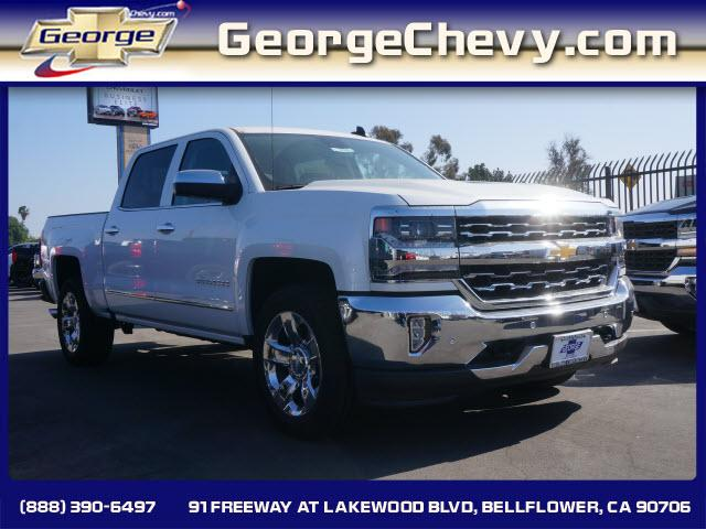 2018 Silverado 1500 Crew Cab, Pickup #180898 - photo 1