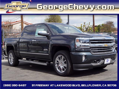 2018 Silverado 1500 Crew Cab, Pickup #181027 - photo 1