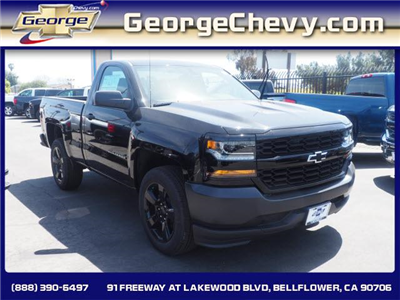 2018 Silverado 1500 Regular Cab, Pickup #181770 - photo 1
