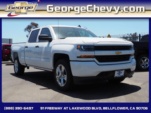 2018 Silverado 1500 Crew Cab 4x2,  Pickup #181869 - photo 1