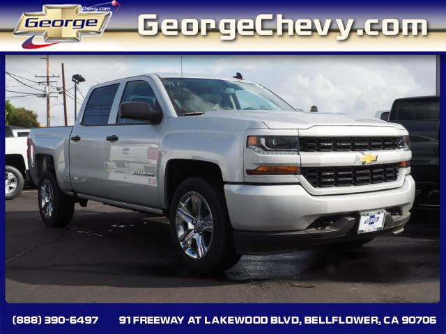 2018 Silverado 1500 Crew Cab 4x2,  Pickup #181875 - photo 1