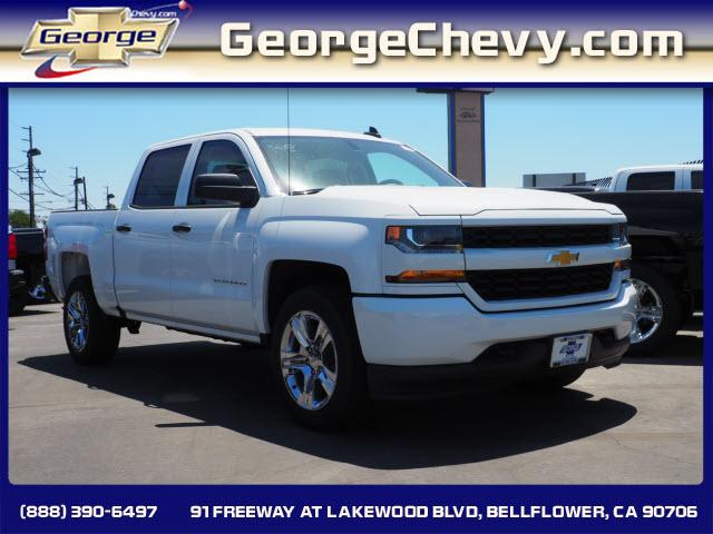 2018 Silverado 1500 Crew Cab,  Pickup #181876 - photo 1