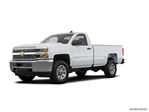 2018 Silverado 2500 Regular Cab, Cab Chassis #181998 - photo 1