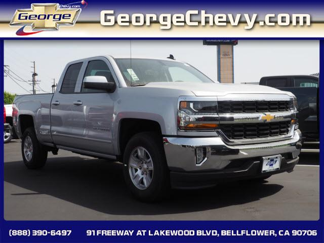 2018 Silverado 1500 Double Cab 4x2,  Pickup #182825 - photo 1