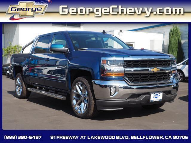 2018 Silverado 1500 Crew Cab 4x2,  Pickup #182938 - photo 1