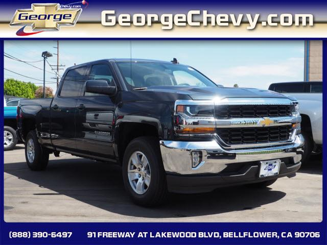 2018 Silverado 1500 Crew Cab 4x2,  Pickup #183092 - photo 1