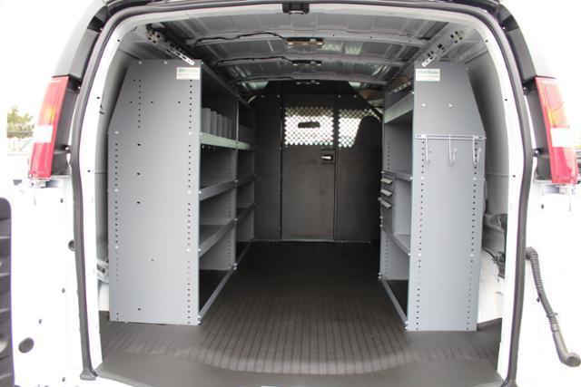 2018 Express 2500 4x2,  Masterack Upfitted Cargo Van #183363 - photo 1