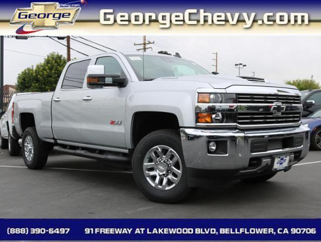 2019 Silverado 2500 Crew Cab 4x4,  Pickup #190149 - photo 1