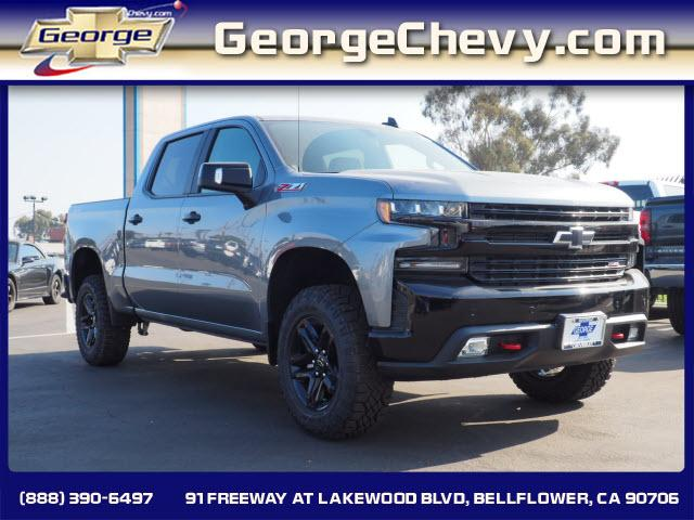 2019 Silverado 1500 Crew Cab 4x4,  Pickup #190328 - photo 1