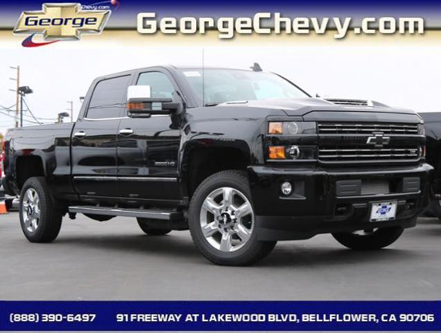 2019 Silverado 2500 Crew Cab 4x4,  Pickup #190405 - photo 1