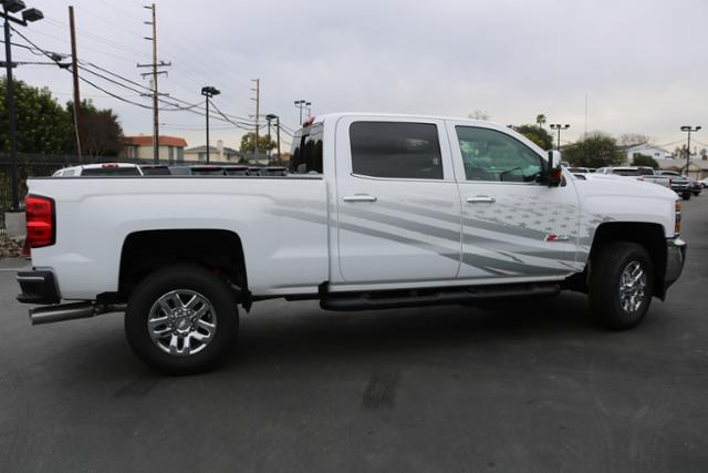 2019 Silverado 2500 Crew Cab 4x4,  Pickup #190407 - photo 3