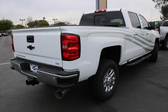 2019 Silverado 2500 Crew Cab 4x4,  Pickup #190407 - photo 2