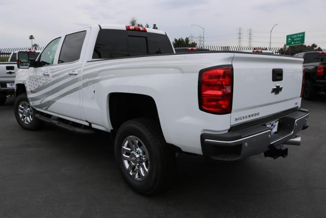 2019 Silverado 2500 Crew Cab 4x4,  Pickup #190407 - photo 5