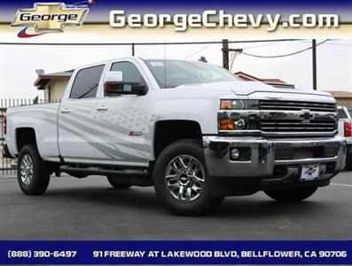 2019 Silverado 2500 Crew Cab 4x4,  Pickup #190407 - photo 1