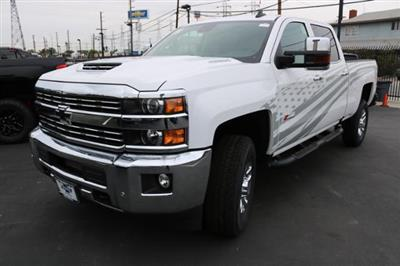 2019 Silverado 2500 Crew Cab 4x4,  Pickup #190407 - photo 7