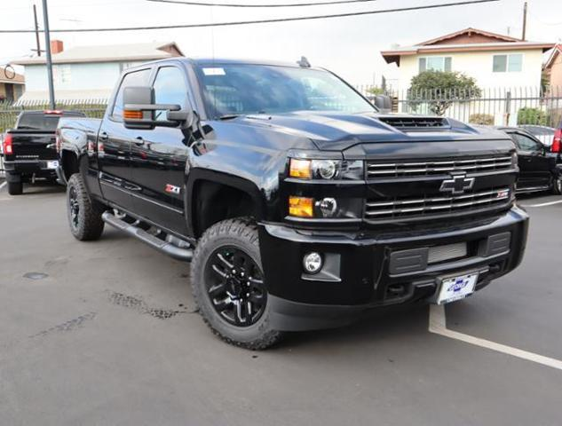 2019 Silverado 2500 Crew Cab 4x4,  Pickup #190408 - photo 2