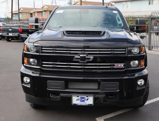 2019 Silverado 2500 Crew Cab 4x4,  Pickup #190497 - photo 4