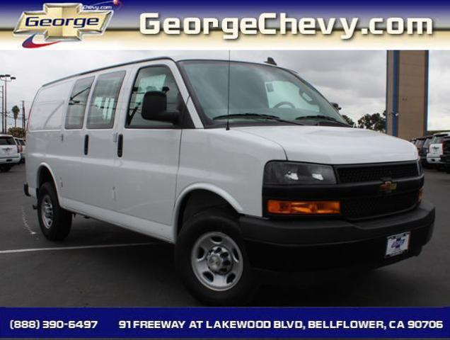 2019 Chevrolet Express 2500 4x2, Masterack Upfitted Cargo Van #191286 - photo 1