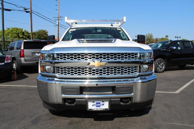 2019 Silverado 3500 Crew Cab 4x2,  Royal Service Body #192097 - photo 6