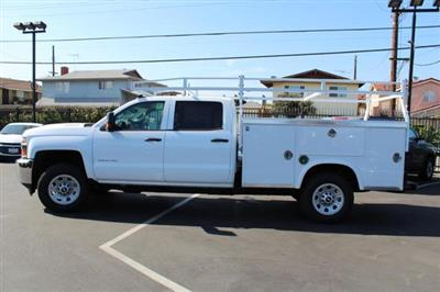 2019 Silverado 3500 Crew Cab 4x2,  Royal Service Body #192098 - photo 5