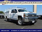 2019 Silverado 3500 Crew Cab 4x2,  Royal Service Body #192098 - photo 1