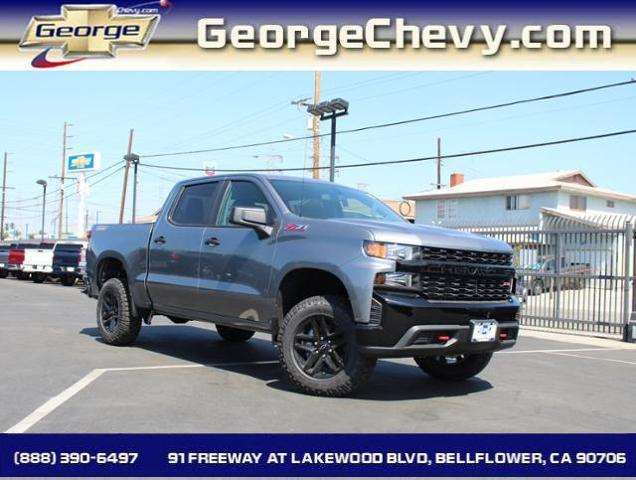 2019 Silverado 1500 Crew Cab 4x4,  Pickup #192147 - photo 1