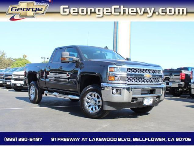 2019 Silverado 2500 Double Cab 4x4,  Pickup #192209 - photo 1