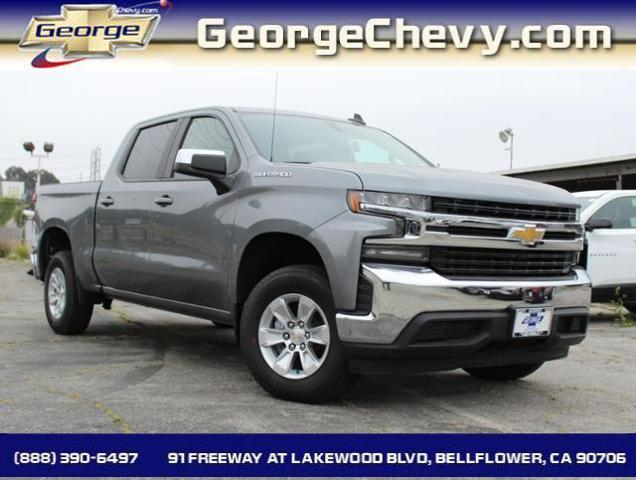 2019 Silverado 1500 Crew Cab 4x2,  Pickup #192296 - photo 1