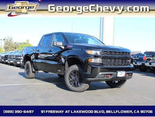 2019 Silverado 1500 Crew Cab 4x4,  Pickup #192404 - photo 1