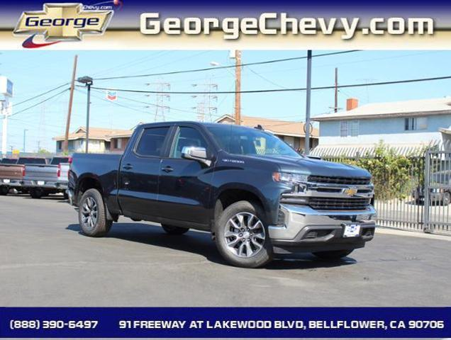 2019 Silverado 1500 Crew Cab 4x2,  Pickup #192537 - photo 1