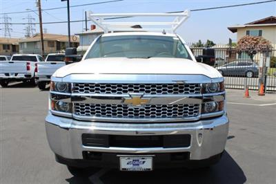 2019 Silverado 2500 Double Cab 4x2, Royal Service Body #192830 - photo 5